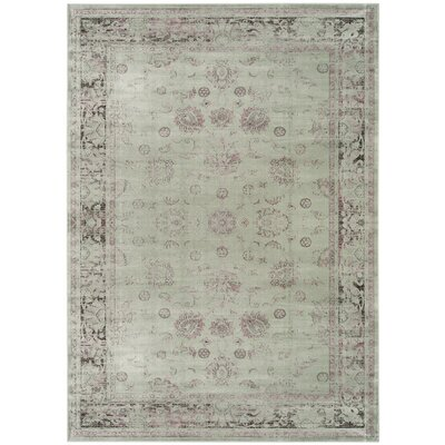 Makenna Spruce Area Rug Rug Size: Rectangle 8 x 112