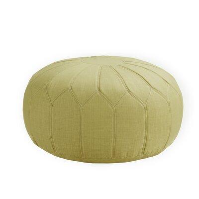 Arlene Pouf Upholstery: Green