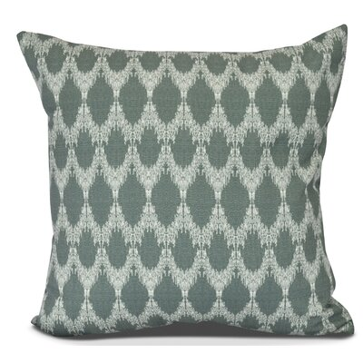 Arlo Throw Pillow Size: 26 H x 26 W, Color: Green