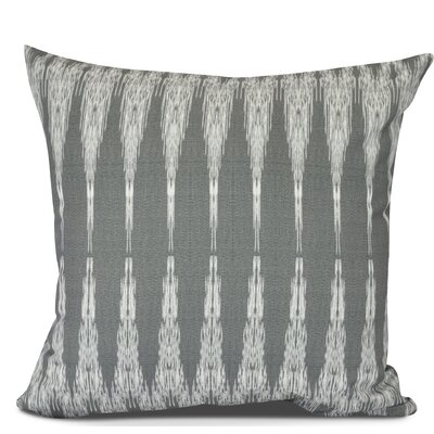 Arlo Geometric Throw Pillow Size: 18 H x 18 W, Color: Black