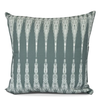 Arlo Geometric Throw Pillow Size: 16 H x 16 W, Color: Green