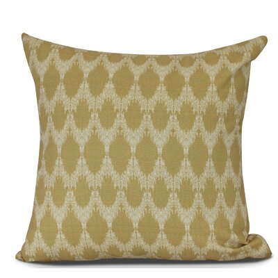 Arlo Throw Pillow Size: 26 H x 26 W, Color: Gold