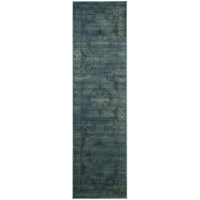 Todd Atkinson Blue / Multi Area Rug Rug Size: Runner 22 x 8