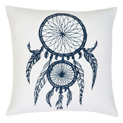Norwood 100% Cotton Throw Pillow