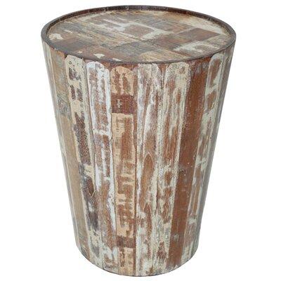 Lucia Classy Barrel Coffee Table