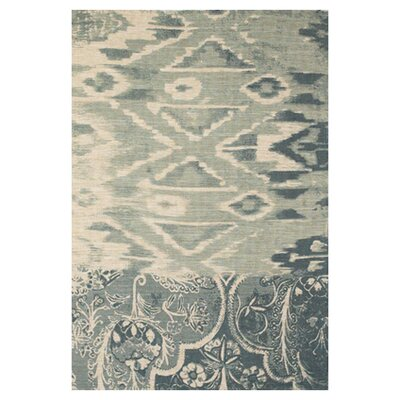 Hampshire Light Blue Area Rug Rug Size: Rectangle 4 x 6