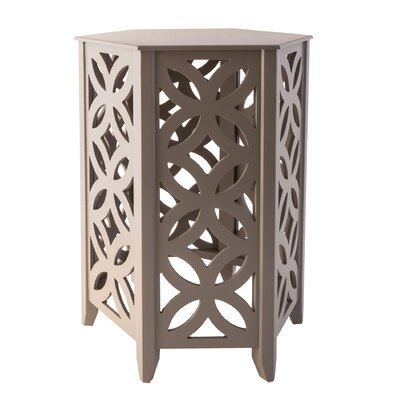 Hyannis End Table Finish: Cool Gray