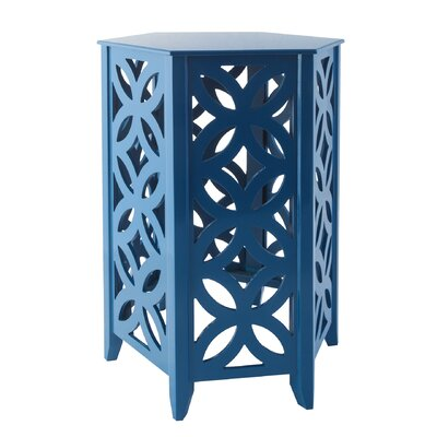 Hyannis End Table Finish: Navy Blue