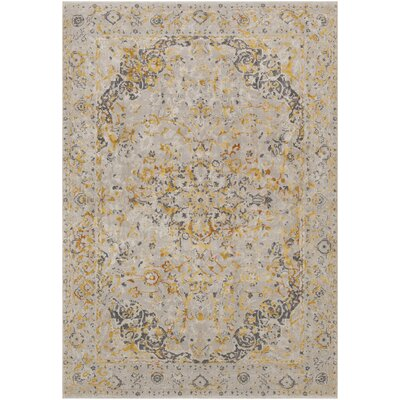 Peachtree Burnt Orange/Taupe Area Rug Rug Size: 8 x 10