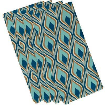 Shivani Geometric Napkin Size: 19