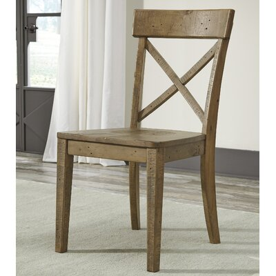 Colletta Solid Wood Dining Chair (Set of 2)
