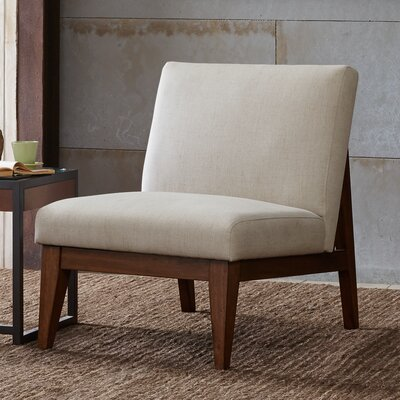 Emanuel Slant Back Slipper Chair