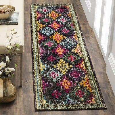 Chana Area Rug Rug Size: Runner 22 x 10