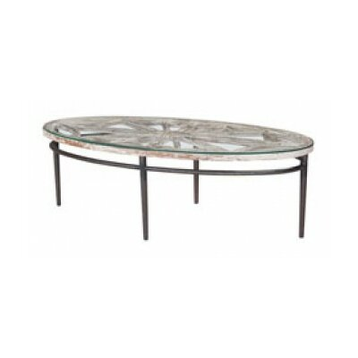 Morgana Oval Coffee Table