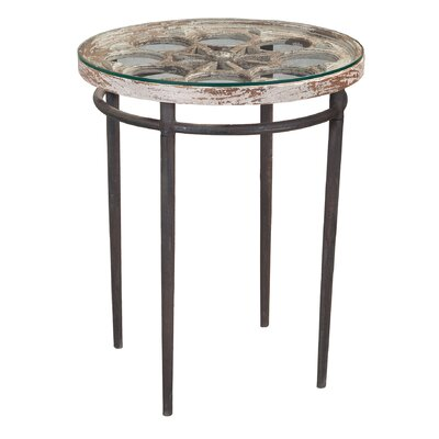 Morgana Round End Table
