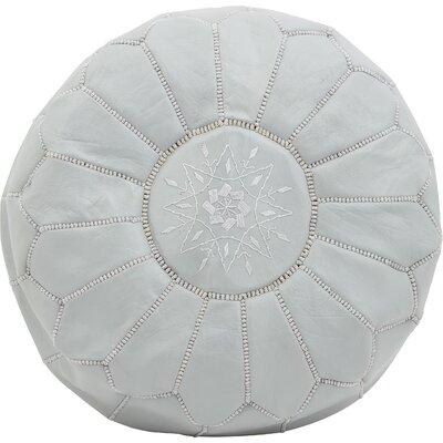 Diamanta Pouf Upholstery: Titanium Grey