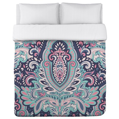 Case Duvet Cover Size: King
