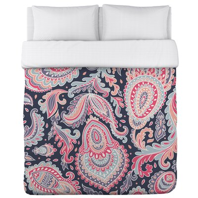 Tyrone Duvet Cover Size: Twin