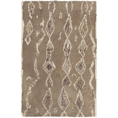 Beufort Taupe Area Rug Rug Size: Rectangle 5 x 8