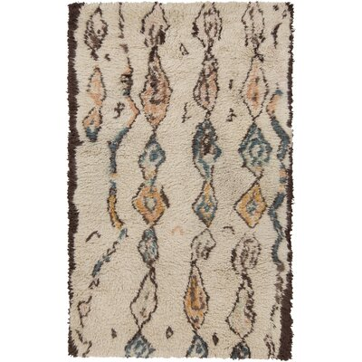 Beufort Beige Area Rug Rug Size: Rectangle 5 x 8