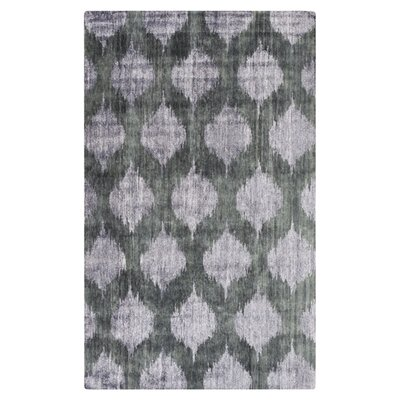 Norwell Gray Area Rug Rug Size: Rectangle 2 x 3