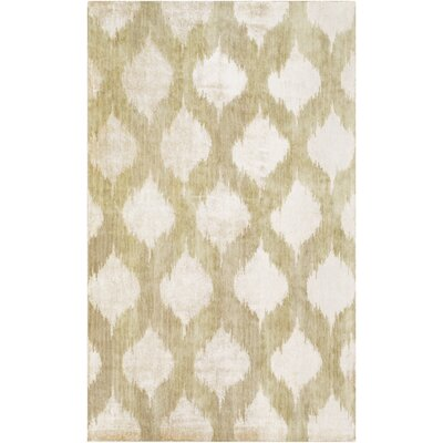 Norwell Ivory Area Rug Rug Size: Rectangle 5' x 8'