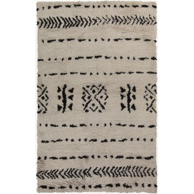 Beufort Ivory Area Rug Rug Size: Rectangle 5 x 8