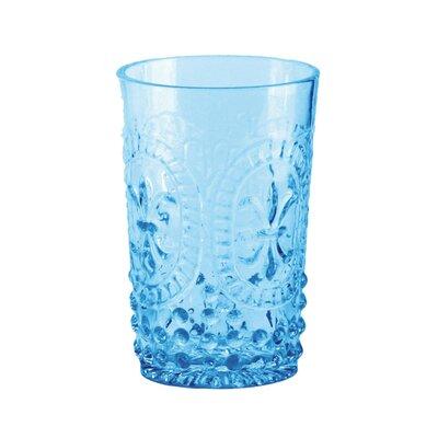 Mcpherson 8 Oz. Juice Glass Color: Blue