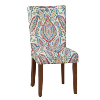 Powers Paisley Parsons Chair