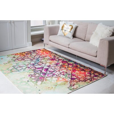 Agacha 1001 Nights Area Rug Rug Size: 5 x 8