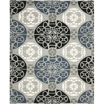 Kouerga Area Rug Rug Size: Rectangle 3 x 5