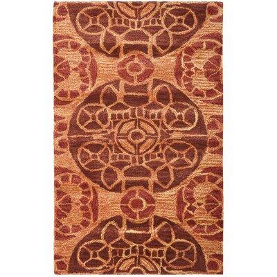 Kouerga Cinnamon Area Rug Rug Size: 5 x 8