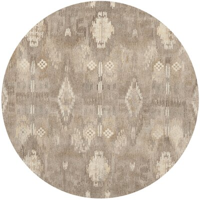 Kouerga Brown Area Rug Rug Size: Rectangle 8 x 10