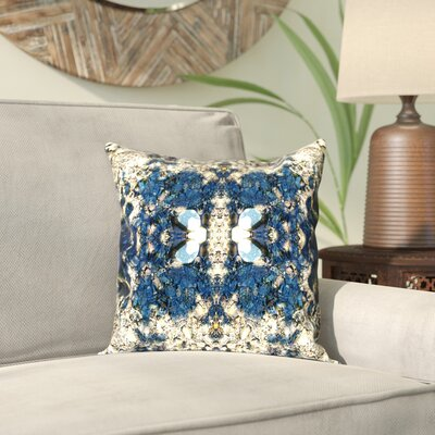 Rose Anne Colavito Throw Pillow Size: 18 H x 18 W x 2 D