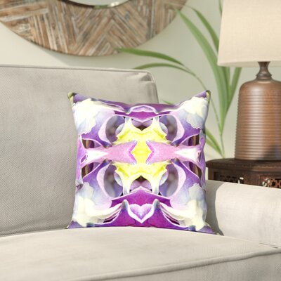 Rose Anne Colavito Aqdal Throw Pillow Size: 16 H x 16 W x 2 D
