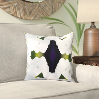 Rose Anne Colavito Throw Pillow Size: 20 H x 20 W x 2 D