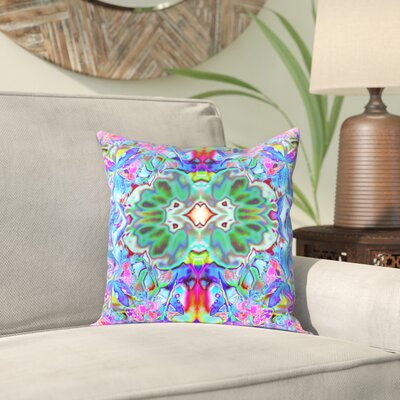 Rose Anne Colavito Azbane Throw Pillow Size: 18 H x 18 W x 2 D