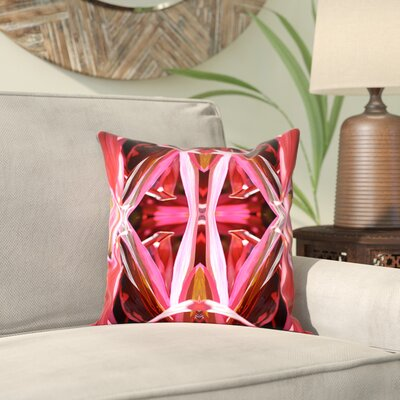 Rose Anne Colavito Throw Pillow Size: 16 H x 16 W x 2 D