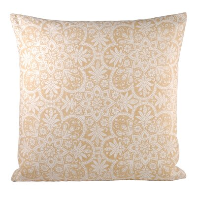 Mohamed Cotton Throw Pillow