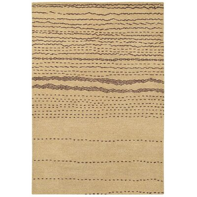 Beirut Tan Area Rug Rug Size: Rectangle 56 x 8