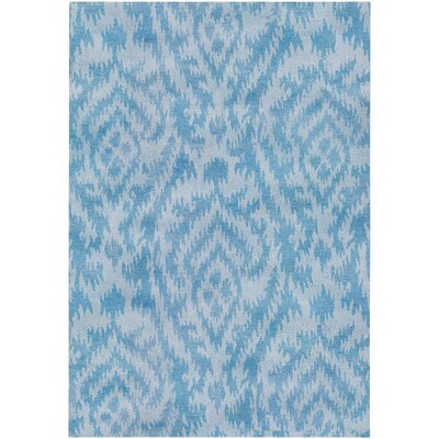 Karle Mystic Haze Rug Rug Size: Rectangle 8 x 11