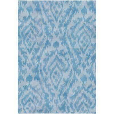 Karle Mystic Haze Rug Rug Size: Rectangle 56 x 8