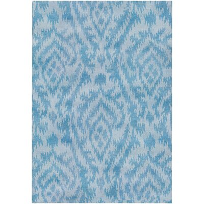 Karle Mystic Haze Rug Rug Size: Rectangle 96 x 136