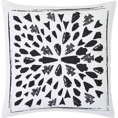 Everly 100% Cotton Throw Pillow