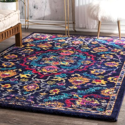 Howard Area Rug Rug Size: Rectangle 4'1