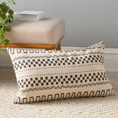 Hector Linen Lumbar Pillow