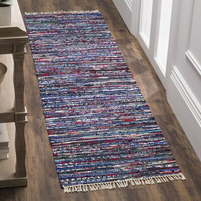 Saleh Hand-Woven Area Rug Rug Size: Runner 23 x 8