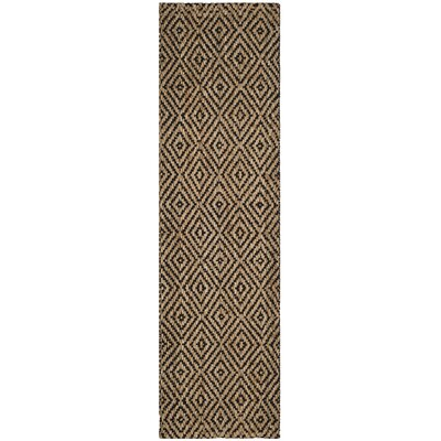 Grassmere Hand-Woven Area Rug Rug Size: Runner 23 x 8
