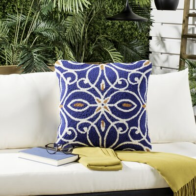 Lux Outdoor Throw Pillow