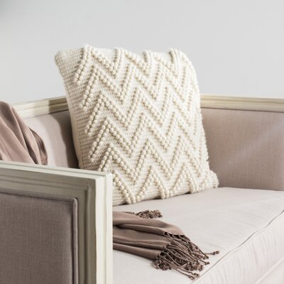 Lozano Chevron Loop Throw Pillow